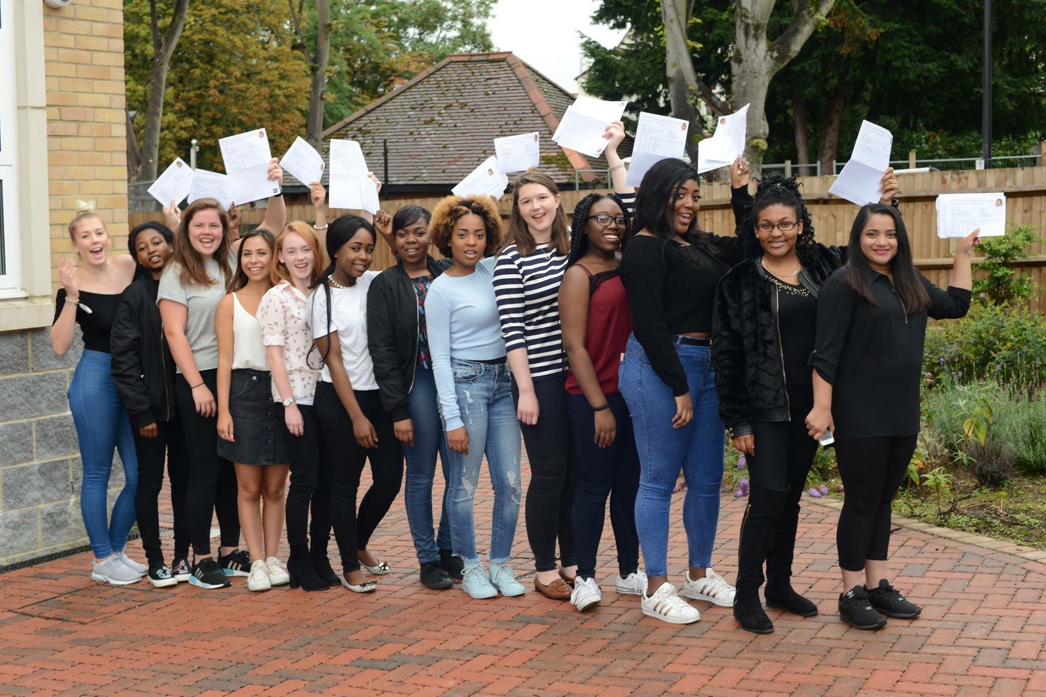 2017 A Level Results Group