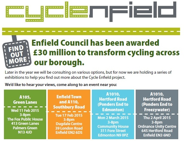 Cycle Enfield Project