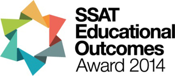 St. Anne's Awarded two SSAT Educational Outcome Awards